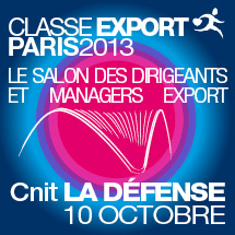 Opus Consulting Group represents Maine companies at the Classe Export Tradeshow in Paris, France