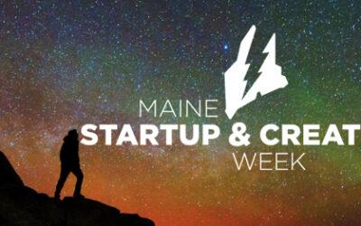 Thank You Maine Startup & Create Week