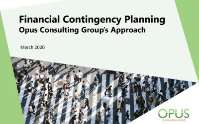 Opus Webinar: Financial Contingency Planning
