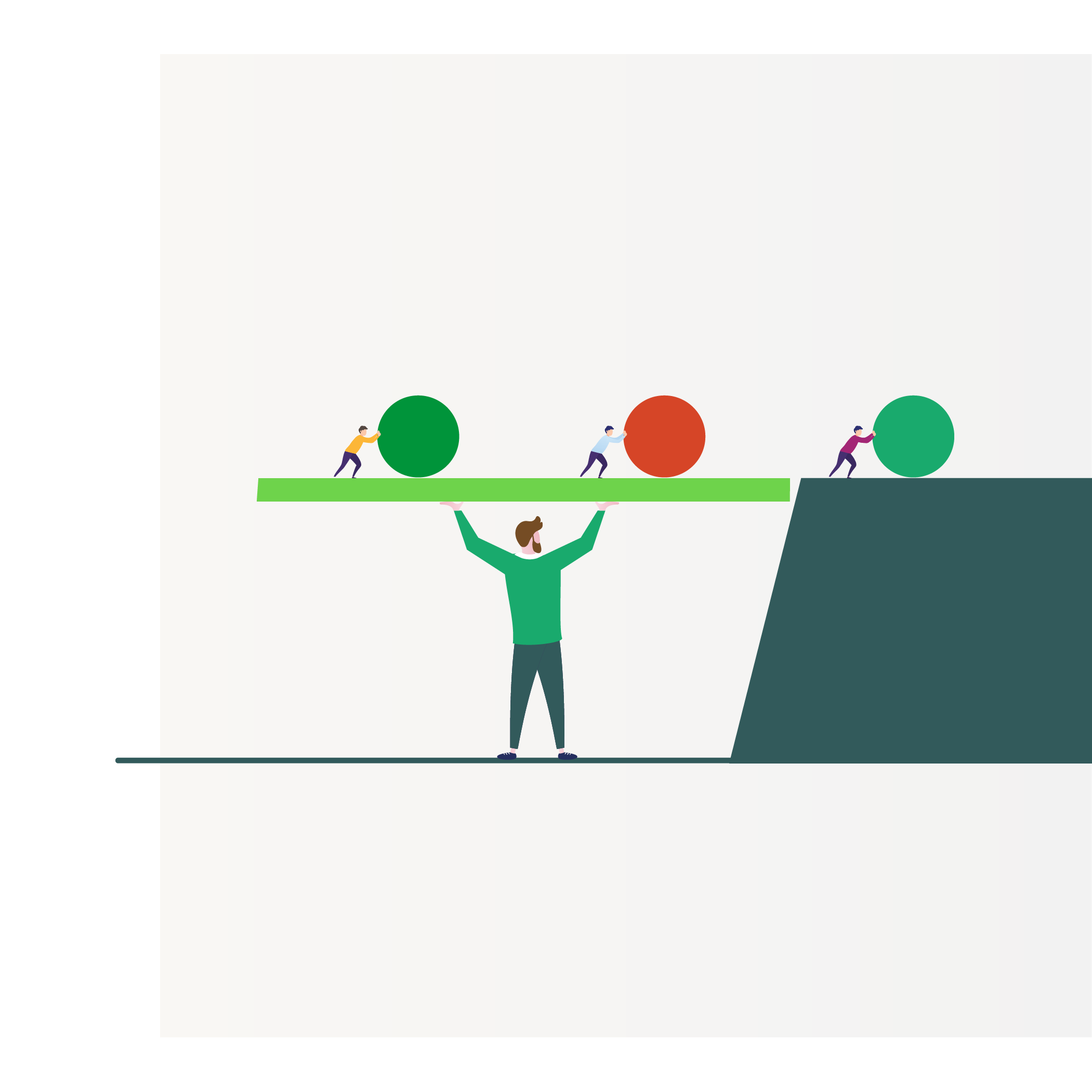 Turnaround Management illustration