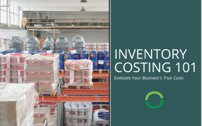 Inventory Costing 101